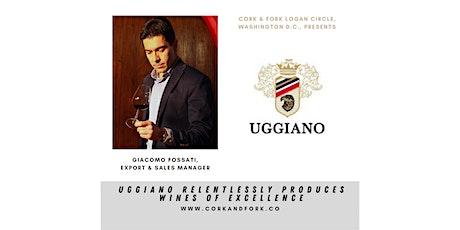 Azienda Uggiano: Giacomo Fossati, Export Manager biglietti