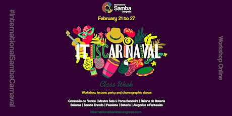 ItISCarnaval tickets