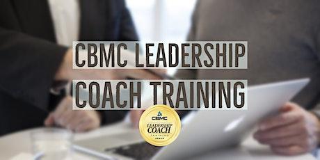 Leadership Coach Training tickets