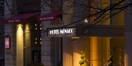 Dinner with a view at Hotel Monaco tickets