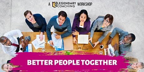 Better People Together - Webinar tickets