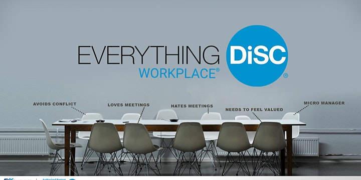 Workplace DiSC - Build a Better Workplace