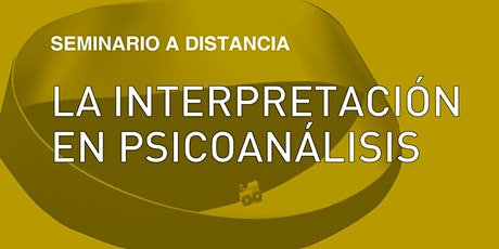 La interpretación en Psicoanálisis entradas