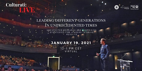 Leading Different Generations in Unprecedented Times tickets