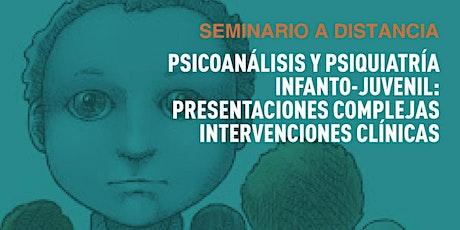 Psicoanálisis y psiquiatría infanto-juvenil entradas