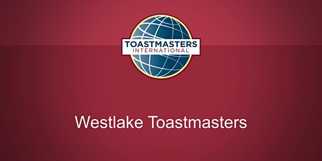 Westlake Toastmasters Cape Town tickets