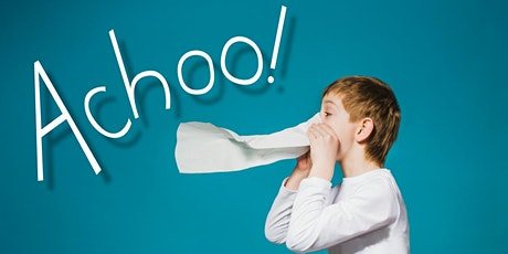 Achoo! An All Natural way to control Allergies. (In-Person & Live On FB) tickets