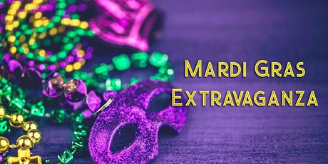 Mardi Gras Extravaganza! February 10th National Wine & Cheese Party tickets
