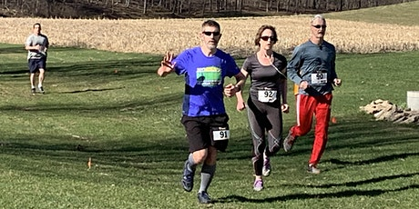 Lung Bustin' Justin 5K Trail Race tickets
