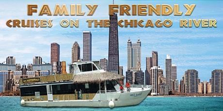Chicago River Cruises - Family Friendly! tickets