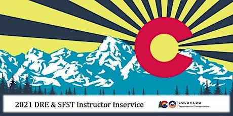 2021 Colorado SFST Instructor In-Service (Pueblo) tickets