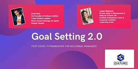 Goal Setting 2.0 for Millennial Managers tickets