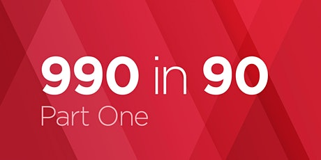 990 in 90: Part One tickets