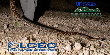 Speaker Series Presented by LCEC: Nonnative Large Constrictors in Florida tickets