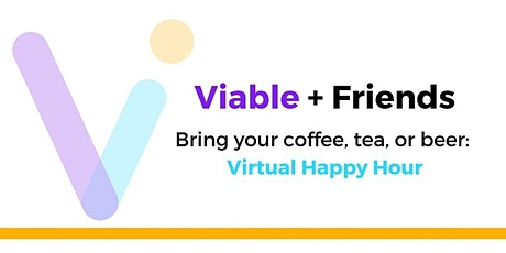 Viritual Happy Hour tickets