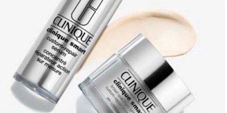 Clinique Smooth and Renew: De-Aging Solutions tickets
