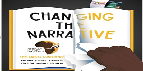 African Impact Conference - CHANGING THE NARRATIVE tickets