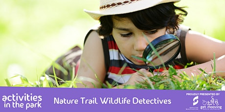 Nature Trail Wildlife Detectives tickets