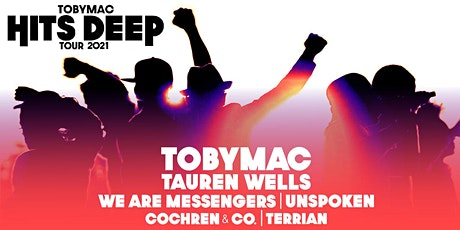 Food for the Hungry VOLUNTEER - TobyMac Hits Deep - Sunrise (By Synergy) tickets