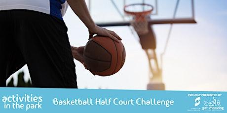 Basketball Half Court Challenge tickets
