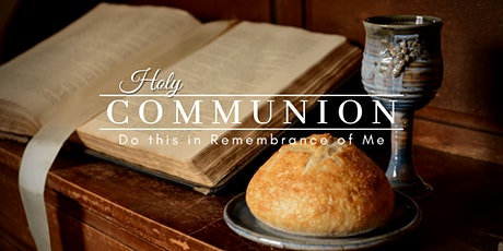 Weekly Service of Holy Communion tickets