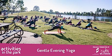 Gentle Evening Yoga tickets