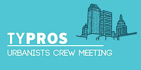 TYPROS Urbanists Crew: Tactical Memeing tickets