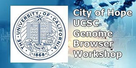 UCSC Genome Browser Workshops tickets