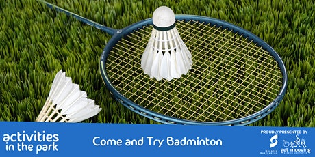 Come and Try Badminton tickets