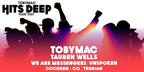 Food for the Hungry VOLUNTEER - TobyMac Hits Deep - Pensacola (By Synergy) tickets