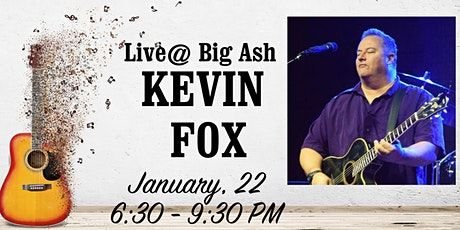 Kevin Fox Live @ Big Ash tickets