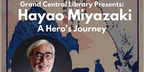 Hayao Miyazaki: A Hero's Journey - Princess Mononoke tickets