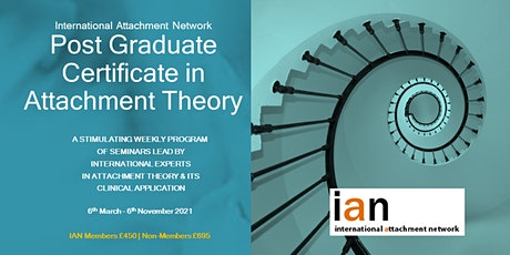 Post Graduate Certificate in Attachment Theory tickets