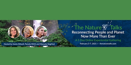 The Nature Talks - Reconnecting People and Planet. Now More Than Ever. tickets