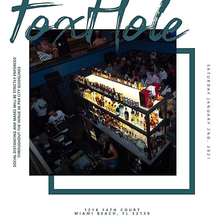 Foxhole Miami NYE Week 1/2 image