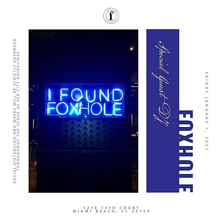 Foxhole Miami NYE Week 1/1 image