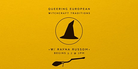 Queering European Witchcraft Traditions tickets