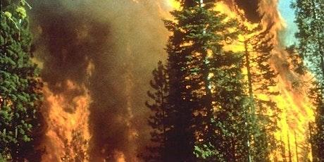 Saving Paradise and the Ponderosa Way Firebreak on Zoom tickets