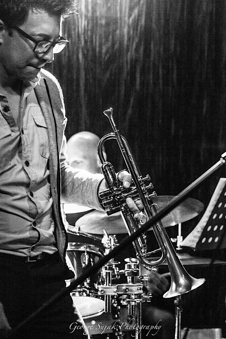 Daimon Brunton Quintet - Feature ticketed event image