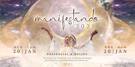 Manifestando 2021 ingressos