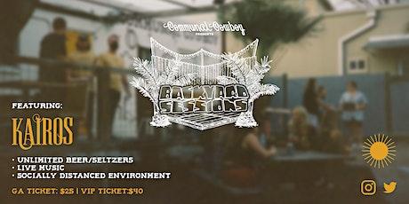 Communal Cowboy Backyard Sessions feat. Kairos tickets