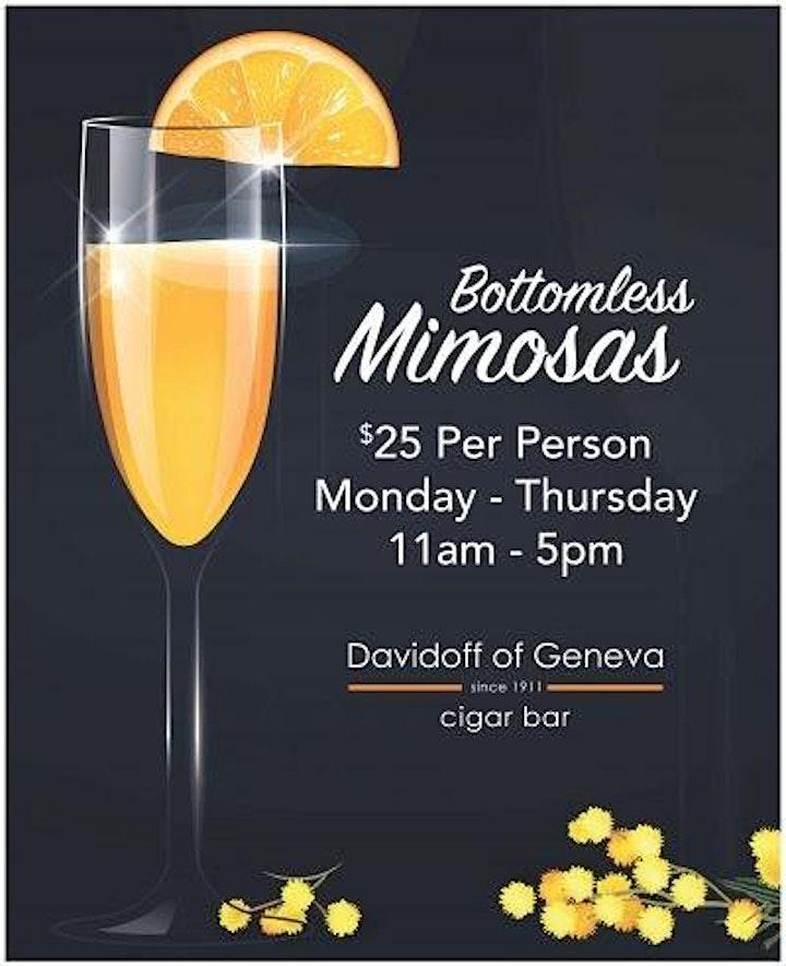 Bottomless Mimosas image