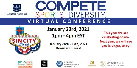 2021 Compete Virtual Conference tickets