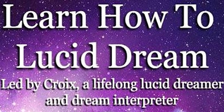 Lucid Dreaming Workshop tickets