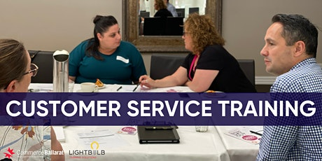 Customer Service Training - For Frontline Staff tickets
