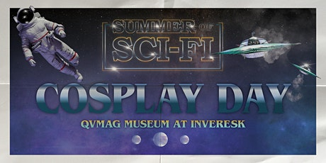 Summer of SciFi Cosplay Swap and Sell Stall Registration tickets