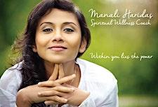 Manali Scott, Spiritual Wellness Coach, Zen for You logo