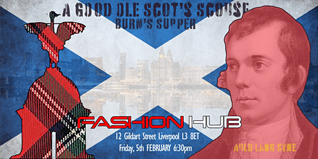 A Good Ole Scot's Scouse Burn's Supper tickets