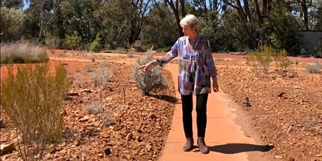 Exclusive Talks in the Gardens Series - Red Centre tickets