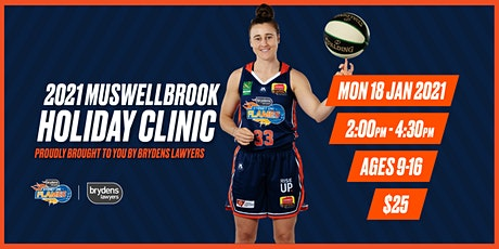 2021 Flames Holiday Clinic - Muswellbrook tickets